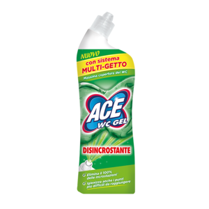ACE WC GEL 700 ML DISINCROSTANTE - VERDE