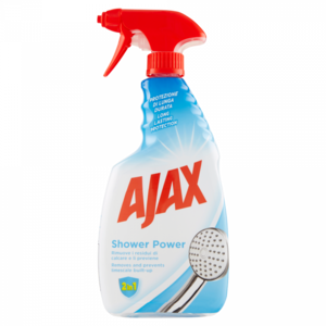 AIAX 600 ML SHOWER POWER 2 IN 1 ANTICALCARE