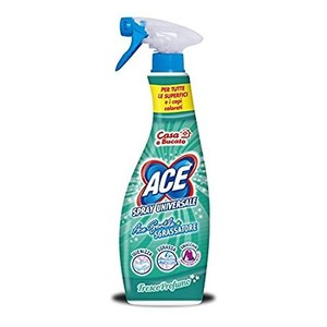 ACE GENTILE SPRAY 600 ML COMPLETO