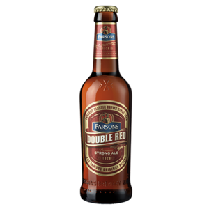 BIRRA FARSONS DOUBLE RED 7.5% VOL. CL.33X24
