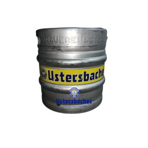 BIRRA USTERSBACHER URHELL 4,9% VOL. X 30 LITRI