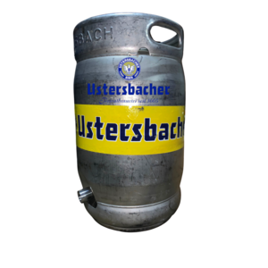 BIRRA USTERSBACHER EXPORT  5,5% P.K. VOL. X 20 LITRI