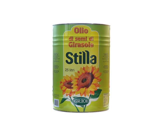 Olio di semi di girasole stilla