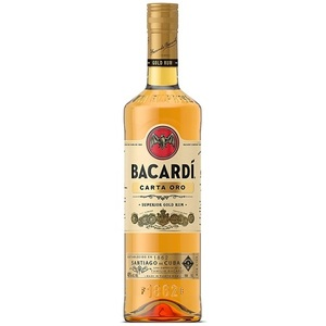 RUM BACARDI CARUM BACARDI CARTA ORO CL.100