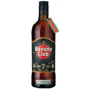 RUM HAVANA ANEJO 7/A    40%  VOL.  CL.100