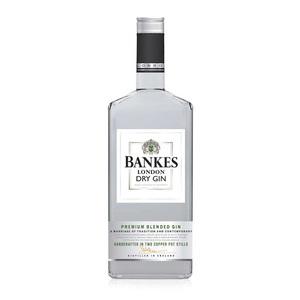 GIN BANKES LONDON DRY CAMPARI 40° CL.100