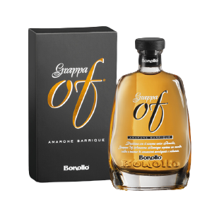 GRAPPA OF AMARONE BARRIQUE BONOLLO 42% VOL. CL.70