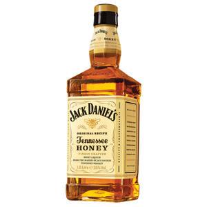 WHISKY J. DANIEL'S HONEY 35% VOL. CL.100