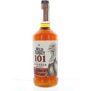 WILD TURKEY 8 ANNI 101 BOURBON 50,5% VOL. CL.70