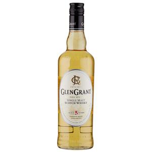 GLEN GRANT 5 ANNI 40% VOL. CL.100