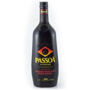 PASSOA PASSION FRUITS 17% VOL. CL.100