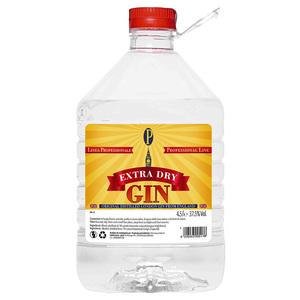 GIN POLINI PET 37,5% VOL LT.4.5