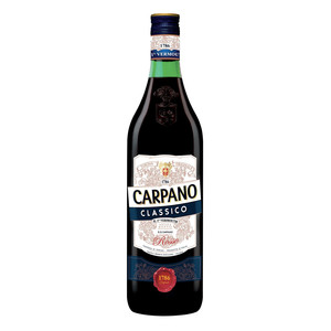 CARPANO CLASSICO VERMOUTH ROSSO 16% VOL. LT.1.00