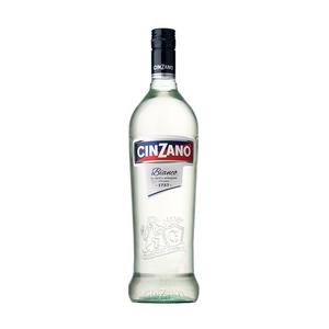 CINZANO VERMOUT BIANCO CAMPARI 16% VOL. LT.1.00
