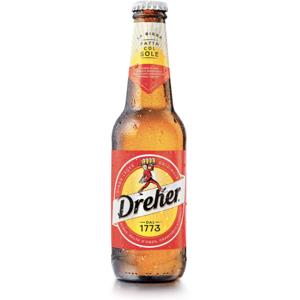 BIRRA DREHER 4,7% VOL. CL.33X24