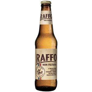 BIRRA RAFFO NON FILTRATA 5% VOL. CL.33X24