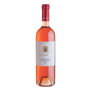 RE MANFREDI ROSATO IGT 12,5% VOL. CL.75X06