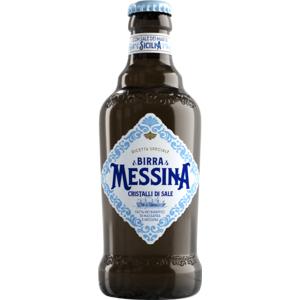 BIRRA MESSINA CRISTALLI DI SALE 5% VOL. CL.33X24