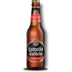BIRRA ESTRELLA GALICIA 5,5% VOL. CL.33X24