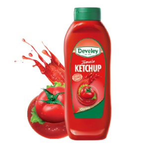 KETCHUP SQUEEZY DEVELEY GR.800