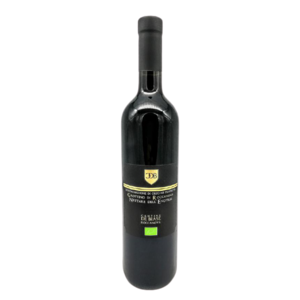 "GROTTINO NETTARE DELL'ENOTRIA 2017 ROSSO ""BIOLOGICO e VEGANO"" 13% VOL. CL.75X06"