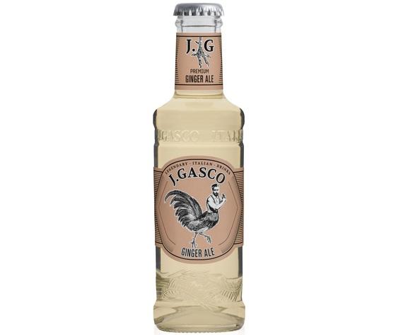 Ginger ale con nuova etichetta