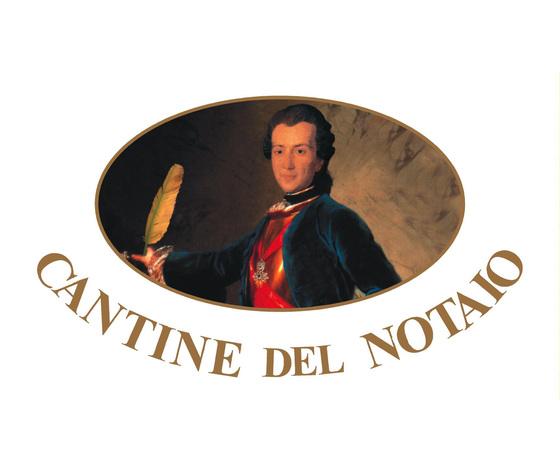Logo cantine del notaio