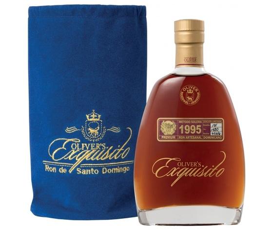 Rum exquisito millesime 1995