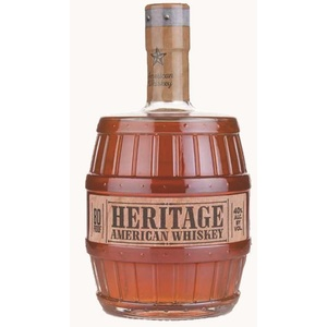 WHISKEY HERITAGE TENNESSEE 7 YARS OLD SMALL BATCH  U.S.A. 40% VOL. CL.70