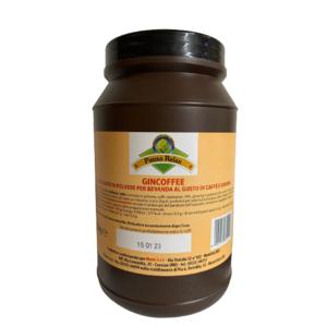 MENU GINCOFFEE CAFFE' GINSENG BARATTOLO 1 KG.