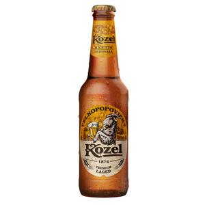 Birra Ceca  kozel lager 4.6° cl.33x24