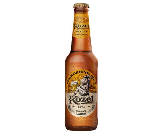 Horeca news kozel lager 33cl