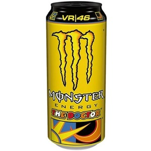 MONSTER ENERGY ROSSI CL.35.5X12