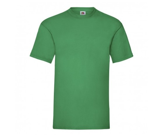T shirt uomo verde prato