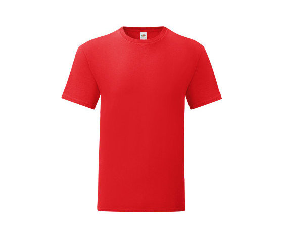 T shirt uomo rosso