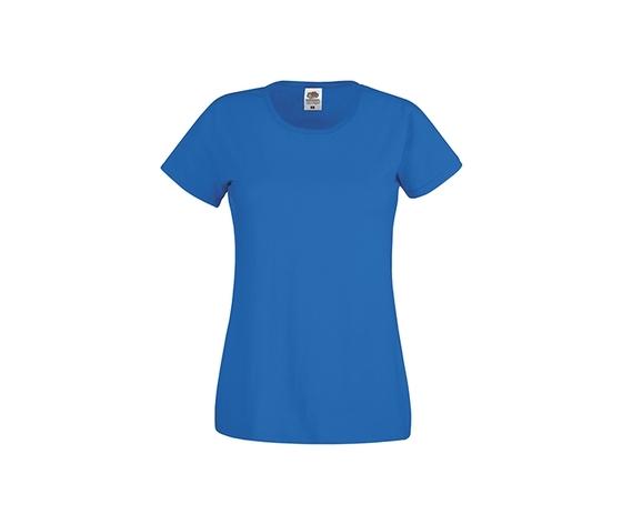 T shirt donna blu royal