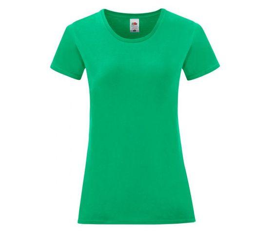 T shirt donna verde prato
