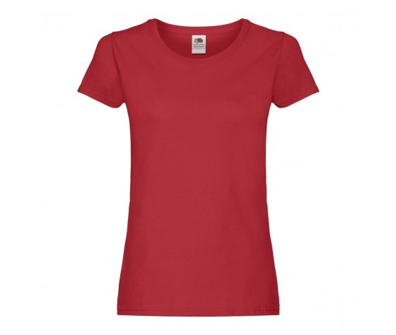 T shirt donna rosso