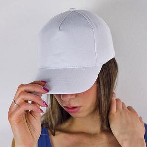 Cappellino Start Five con stampa personalizzata