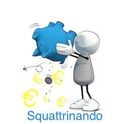 Logo squattrinando