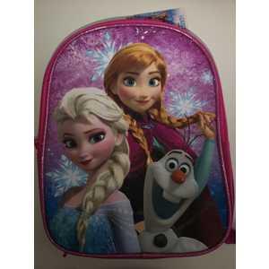 ZAINO ASILO FROZEN Elsa e Anna