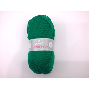 DMC Lana KNITTY4 100% Acrilico gr 100 colore 916 (VERDE BANDIERA)