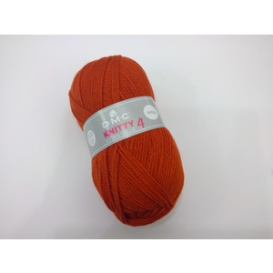 DMC Lana KNITTY4 100% Acrilico gr 100 colore 700 (RUGGINE)