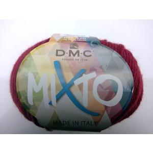 DMC Lana Mixto 50% Acrilico - 50% Lana gr 50 colore 055 bordeaux