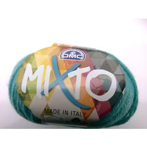 DMC Lana Mixto 50% Acrilico - 50% Lana gr 50 colore 081 (verde acqua)