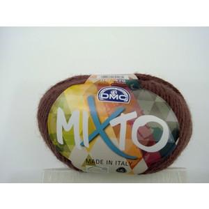 DMC Lana Mixto 50% Acrilico - 50% Lana gr 50 colore 112 (marrone)