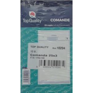 COMANDE 3C 17X10 RIC. Top Quality