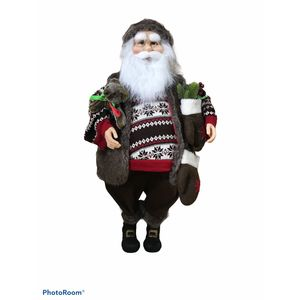Babbo Natale Medio