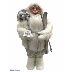 Babbo Natale Medio Bianco