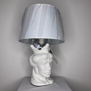 LAMPADA TESTA DI MORO RE